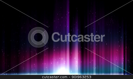 Dark abstract Aurora Wallpaper background stock photo, Dark abstract Aurora Wallpaper background by jakgree