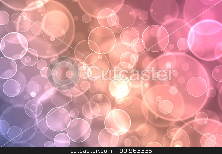 Abstract on a colorful background digital bokeh effect stock photo, Abstract on a colorful background digital bokeh effect by jakgree