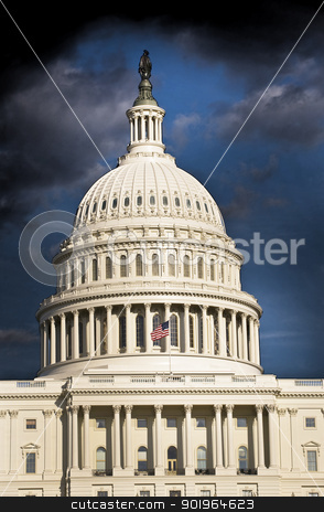 Capital building in Washington D.C. stock photo,  by WScott