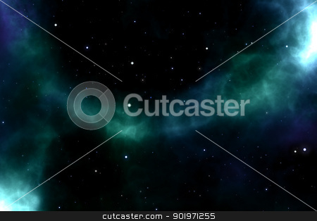 stars background stock photo, An image of a cool stars background by Markus Gann