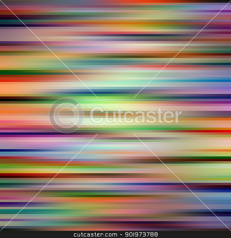 Multicolored rainbow colors stripes abstract background. stock photo, Multicolored rainbow colors stripes abstract background. by Stephen Rees