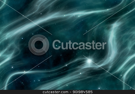 plasma nebula stock photo, An image of a plasma nebula background by Markus Gann