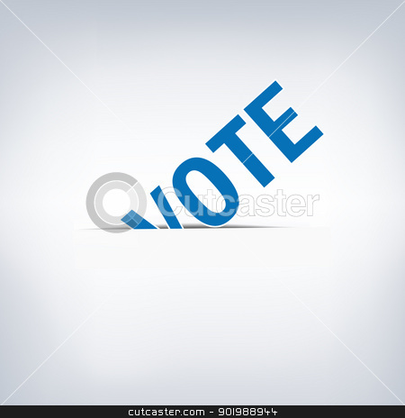 Voting Symbols stock vector clipart, Voting Symbols by Erdem
