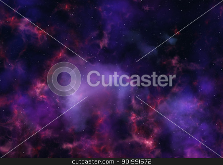 Small part of an infinite star field stock photo, Small part of an infinite star field of space in the Universe by Anatolii Vasilev