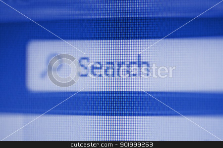 Internet Search engine browser window stock photo, Internet Search engine browser window by Evgeniy Krivoruchko