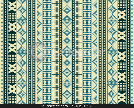 Brown ethnic texture  stock vector clipart, Brown ethnic texture  by vtorous