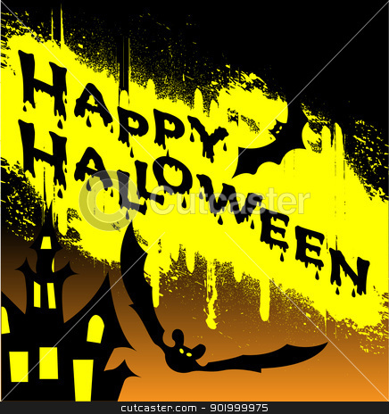 halloween stock vector clipart,  by zhal