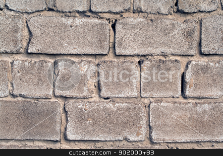 old wall from a rough grey brick. background 1 stock photo, old wall from a rough grey brick. background 1 by Sergii Sukhorukov