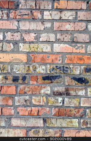 old wall from a red brick. background 2 stock photo, old wall from a red brick. background 2 by Sergii Sukhorukov