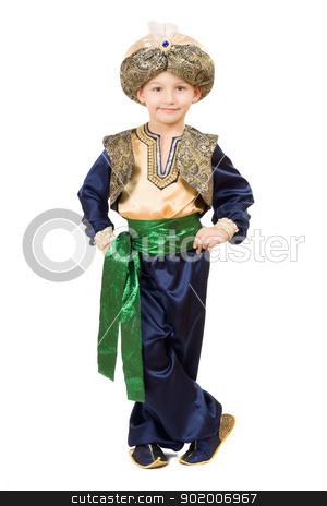 Новогодние костюмы султана для мальчиков своими руками