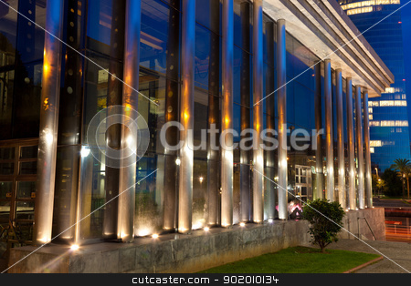 Water building, Bilbao, Bizkaia, Basque Country, Spain stock photo, Water building, Bilbao, Bizkaia, Basque Country, Spain by B.F.