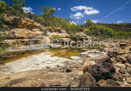 Australia stock photo, An image of the great wild western Australia by Markus Gann