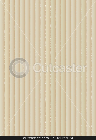 Cardboard background stock vector clipart, corrugated cardboard background ideal wallpaper or web page backdrop by Michael Travers