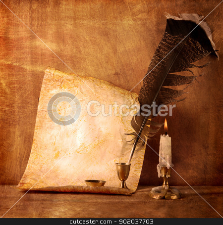 Manuscript stock photo,  by Tornelli Stefano