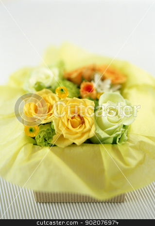 Flower Gift stock photo, Flower Gift by Tornelli Stefano