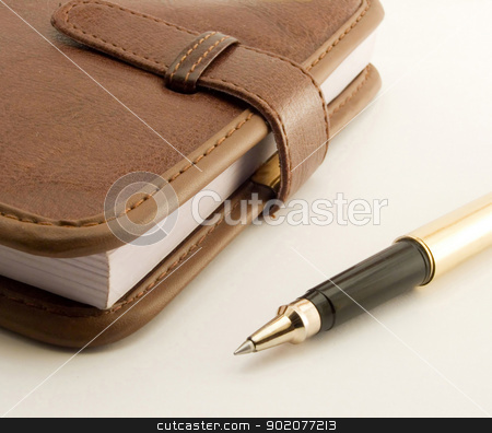Personal organizer stock photo, Personal organizer by Tornelli Stefano