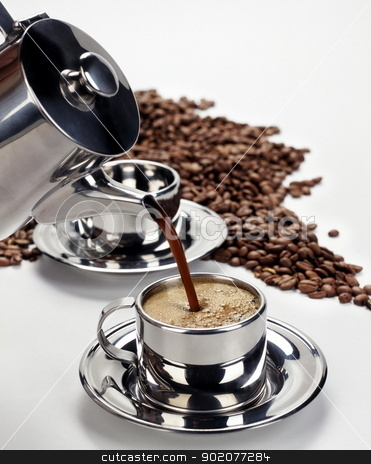 Coffee stock photo, Coffee by Tornelli Stefano