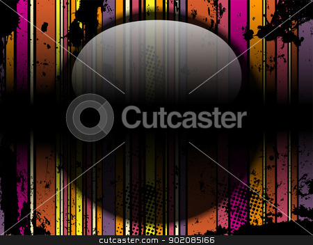 Glass Circle Background Stripes Black stock vector clipart, Vector - Glass Circle Background Stripes Black by Augusto Cabral Graphiste Rennes