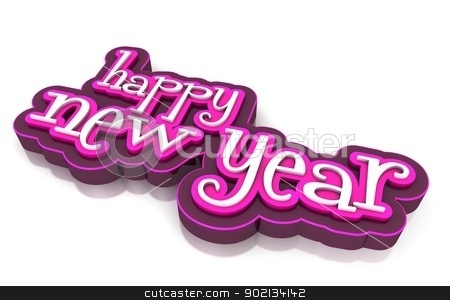 happy new year stock photo, happy, new year, holiday, christmas by Talip Aytaç