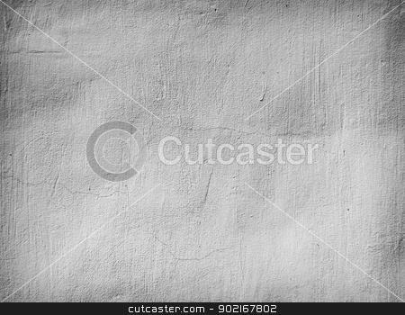 Texture of stone wall stock photo, Closeup fragment of stucco wall of a building by Imaster