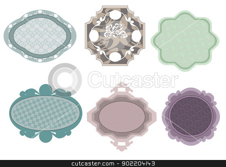 Card, sign, poster stock vector clipart, Card, sign, poster by Lana_N