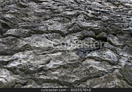 Rock Texture stock photo, Pattern of Seamless rock texture and surface background closeup by Vichaya Kiatying-Angsulee