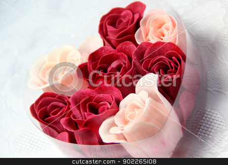 Sweet Valentine  stock photo, Wedding and Valentine's Day decoration by Tatiana Mihaliova