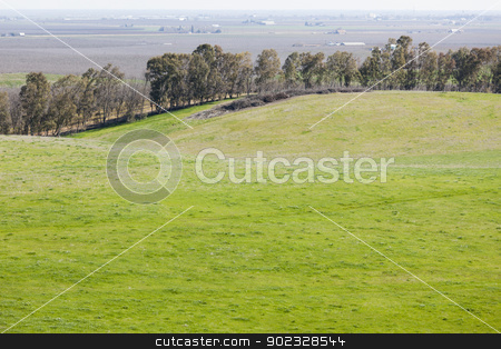 Scenic Grasslands and Farming Landscape stock photo, Beautiful Scenic Grasslands and Farming Landscape. by Andy Dean