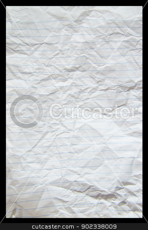 paper  stock photo, piece of white paper, great for textures and backgrounds. by Vitaliy Pakhnyushchyy