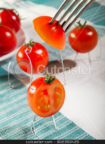 tomato stock photo, tomato creative by dobri71