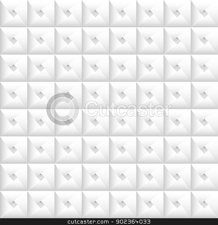 Square shape stock photo, Abstract Square shape backround. Illustration on white for design by dvarg