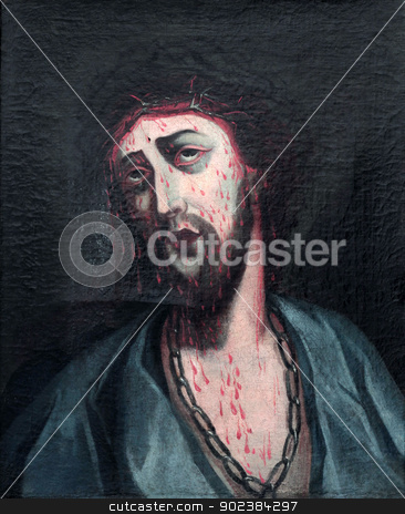 Ecce Homo stock photo, Ecce Homo by Zvonimir Atletic