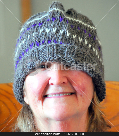 Mature, female beauty. stock photo, Mature female beauty expressions inside. by OSCAR Williams