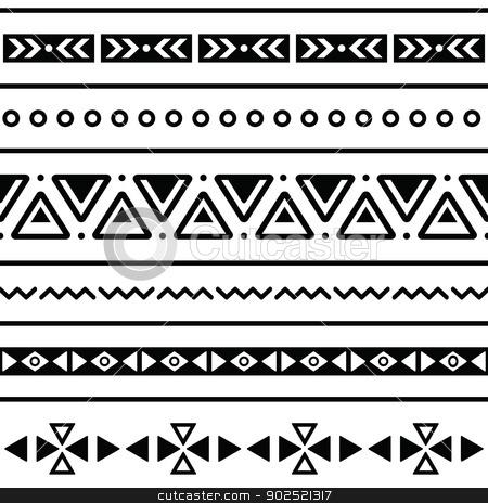 tribal patterns backgrounds free patterns. Black Bedroom Furniture Sets. Home Design Ideas