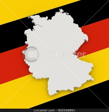 germany stock photo, Germany the country that holds the doors open to everyone. by visualtektur