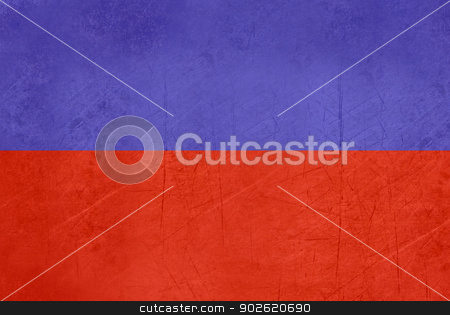 Grunge flag of Assisi region of Italy stock photo, Grunge flag of the Assisi region of Italy by Martin Crowdy