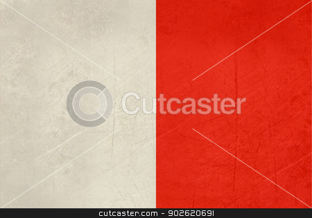 Grunge Flag of Bari in Italy stock photo, Grunge flag of Bari region of Italy by Martin Crowdy