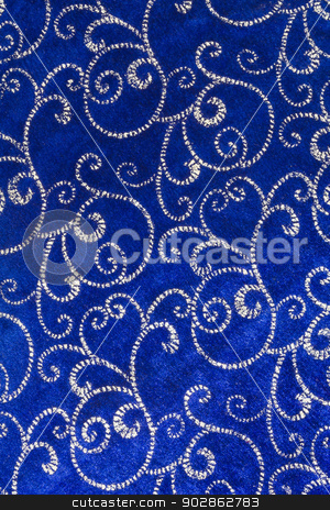 Blue Christmas Background Vertical stock photo, Blue Christmas Background for Wallpaper or Background by jetcityimage