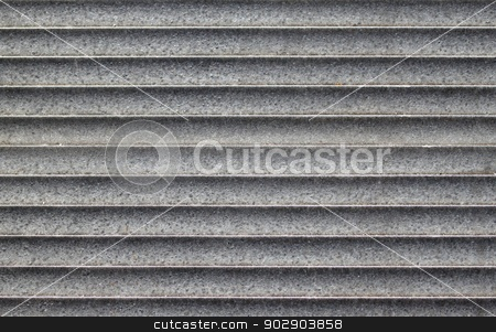 Gray Wall Lines stock photo, Background shot of an old lined wall. by Henrik Lehnerer
