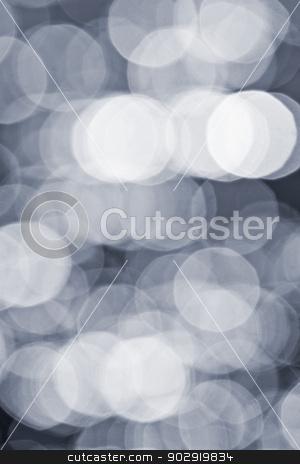 Abstract defocused background stock photo, Abstract defocused bokeh grey background of light and shadows by Elena Elisseeva