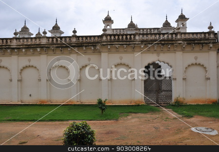 Chowmahalla Palace in Hyderabad stock photo, Chowmahalla Palace in Hyderabad, India by Ritu Jethani