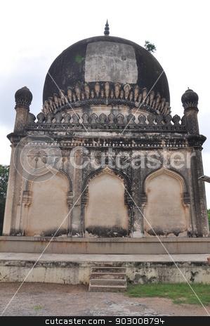 Qutb Shahi Tombs in Hyderabad stock photo, Qutb Shahi Tombs in Hyderabad, India by Ritu Jethani