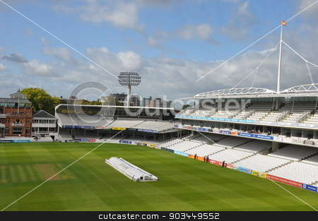 Lord's Cricket Ground in London, England stock photo, Lord's Cricket Ground in London, England by Ritu Jethani