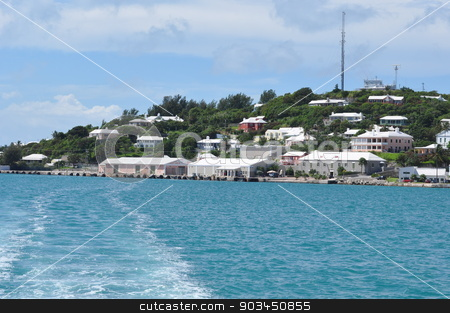St. George in Bermuda stock photo, St. George in Bermuda by Ritu Jethani