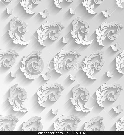 Dog pattern background no watermark 78909 trendnet for White paper butterflies