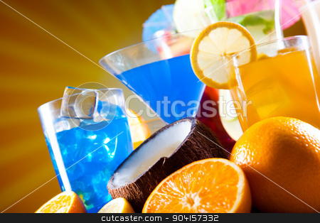 Alcohol drink, natural colorful tone stock photo, Alcohol drink, natural colorful tone by Sebastian Duda