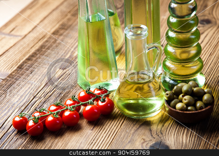 Fresh olive oil, Mediterranean rural theme stock photo, Fresh olive oil, Mediterranean rural theme by Sebastian Duda
