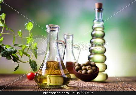 Olive Oil, Mediterranean rural theme stock photo, Olive Oil, Mediterranean rural theme by Sebastian Duda