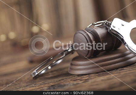 Gavel,Law theme, mallet of judge stock photo, Gavel,Law theme, mallet of judge by Sebastian Duda
