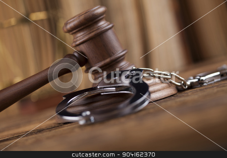 Gavel, Mallet of justice concept stock photo, Gavel, Mallet of justice concept by Sebastian Duda